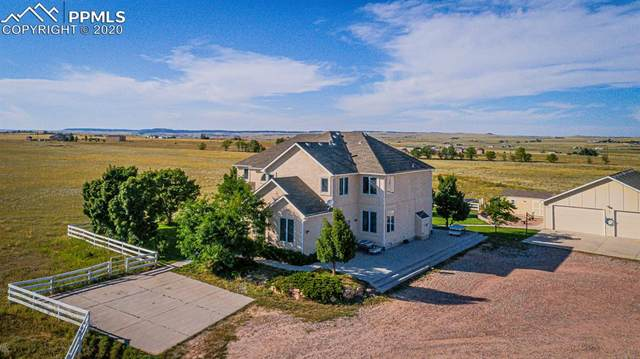 20880 Scott Road, Calhan, CO 80808 (#3511042) :: 8z Real Estate