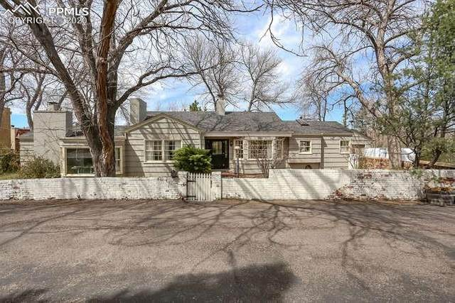 10 W Oak Avenue, Colorado Springs, CO 80906 (#3511589) :: The Kibler Group