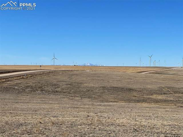 County Road 169 Road, Matheson, CO 80830 (#3512527) :: The Gold Medal Team with RE/MAX Properties, Inc