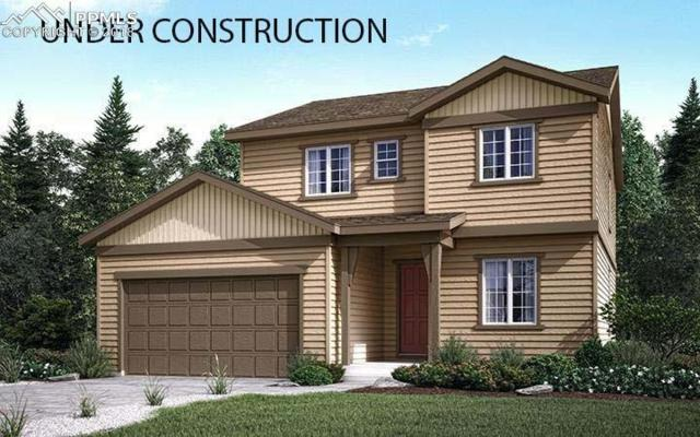 16023 Hayloft Lane, Parker, CO 80134 (#3513016) :: Venterra Real Estate LLC