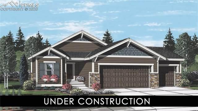 13052 Stone Valley Drive, Falcon, CO 80831 (#3515526) :: Re/Max Structure