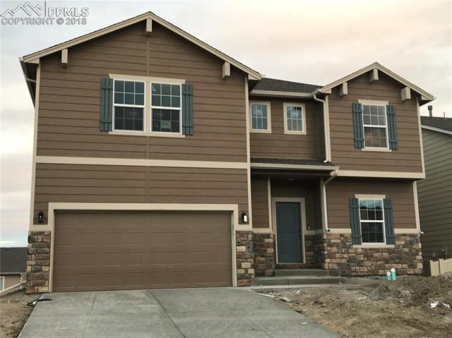 8101 Misty Moon Drive, Colorado Springs, CO 80924 (#3517114) :: The Hunstiger Team