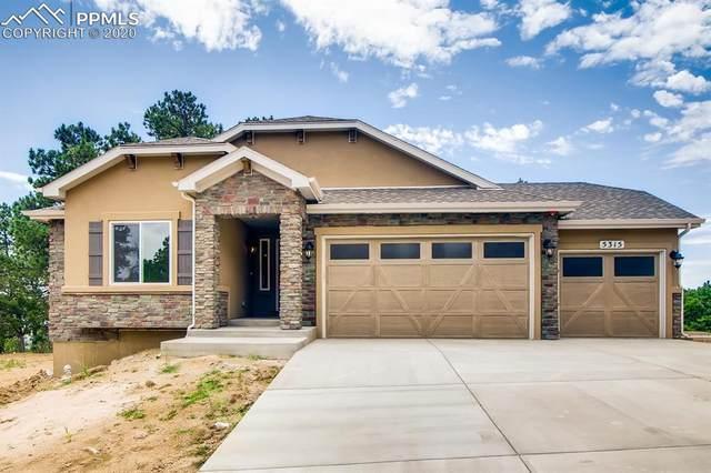 5315 Old Star Ranch View, Colorado Springs, CO 80906 (#3519390) :: 8z Real Estate