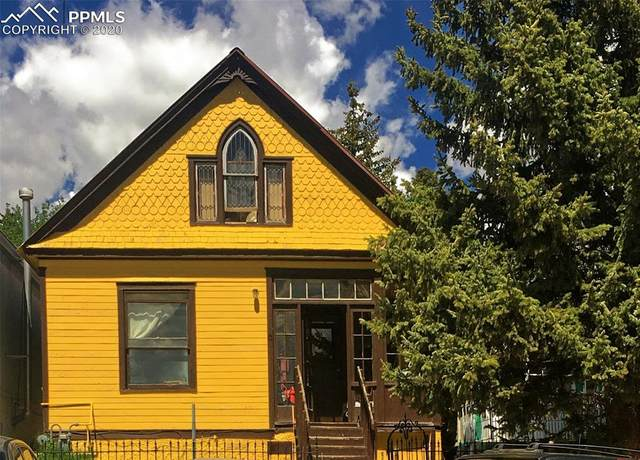 309 S Fourth Street, Victor, CO 80860 (#3520438) :: 8z Real Estate