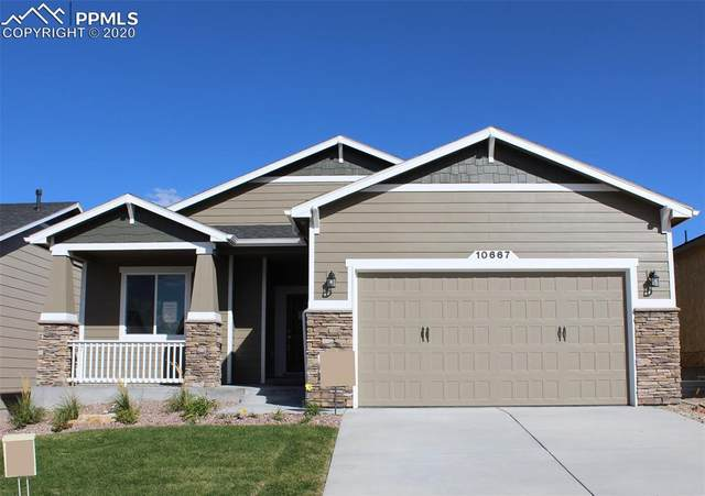 10667 Hidden Brook Circle, Colorado Springs, CO 80908 (#3522152) :: Fisk Team, RE/MAX Properties, Inc.