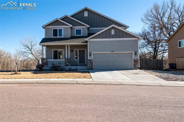 417 Autumn Place, Fountain, CO 80817 (#3524157) :: The Kibler Group