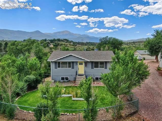 920 W Jefferson Street, Colorado Springs, CO 80907 (#3526517) :: Finch & Gable Real Estate Co.