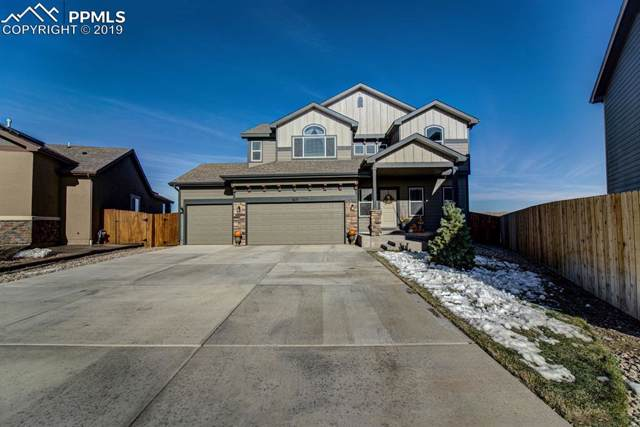 6113 Decker Drive, Colorado Springs, CO 80925 (#3526541) :: 8z Real Estate