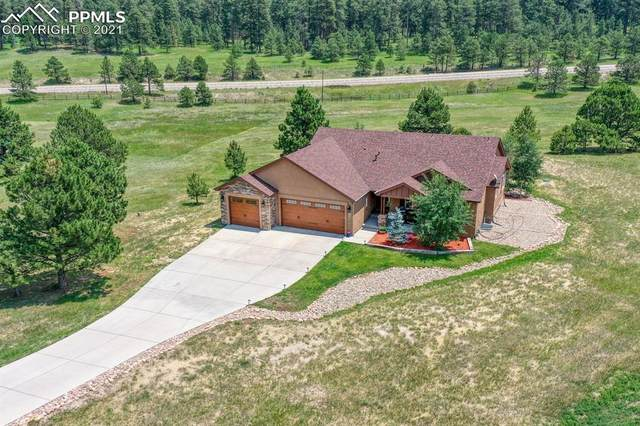 17469 Old Cherokee Trail, Colorado Springs, CO 80921 (#3527391) :: Action Team Realty