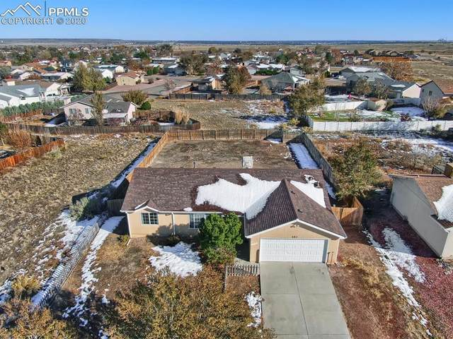 682 S Bow Mar Drive, Pueblo West, CO 81007 (#3530029) :: Action Team Realty