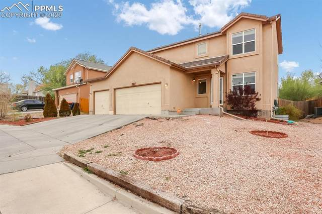 707 Baling Wire Way, Fountain, CO 80817 (#3530145) :: Action Team Realty