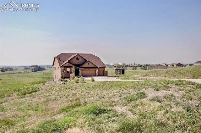 11807 White Antler Trail, Peyton, CO 80831 (#3530486) :: Tommy Daly Home Team