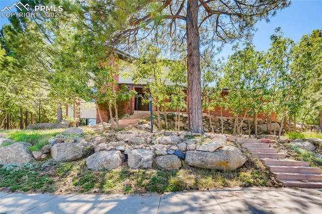45 Beckwith Drive, Colorado Springs, CO 80906 (#3532802) :: The Treasure Davis Team