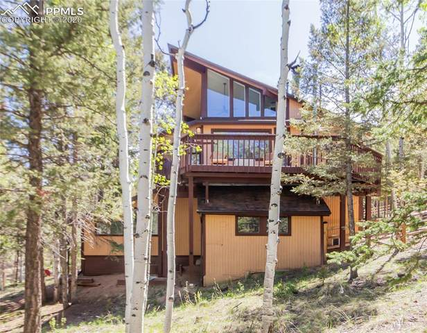 57 Granite Road, Florissant, CO 80816 (#3534072) :: Finch & Gable Real Estate Co.