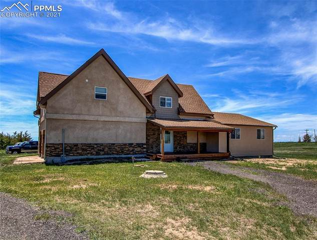 23825 Blue Roan Circle, Calhan, CO 80808 (#3534152) :: Action Team Realty