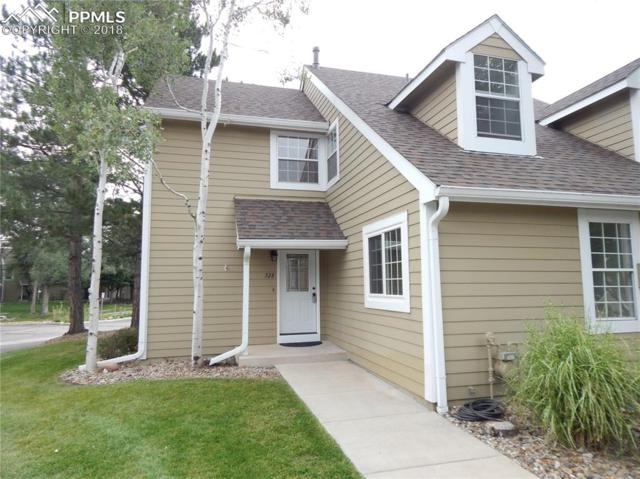 328 Cobblestone Drive, Colorado Springs, CO 80906 (#3534196) :: The Hunstiger Team