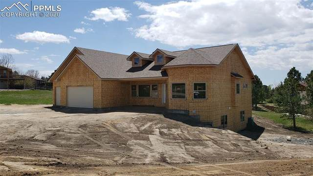 1135 Lake Woodmoor Drive, Monument, CO 80132 (#3535229) :: 8z Real Estate