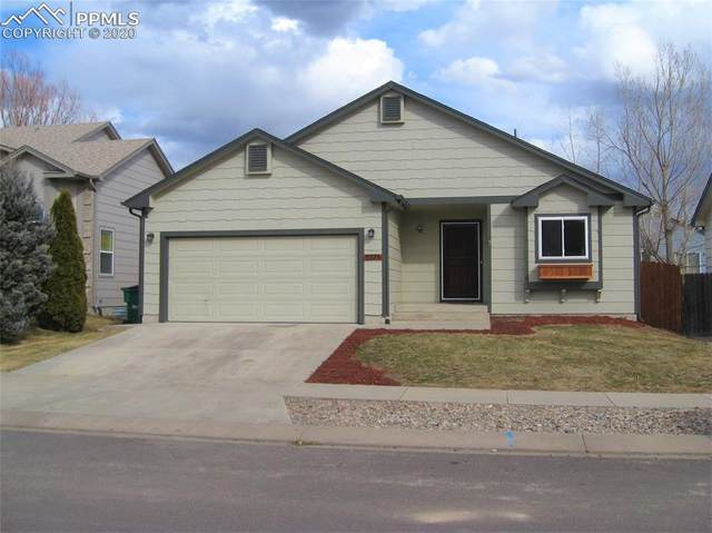 3375 Spotted Tail Drive, Colorado Springs, CO 80916 (#3535714) :: The Kibler Group
