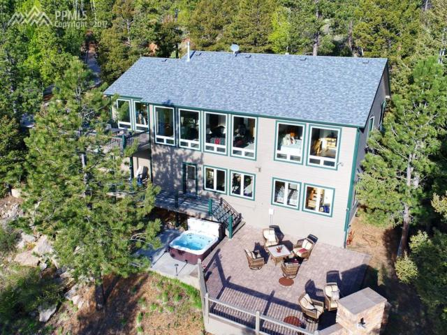 6270 Waterfall Loop, Manitou Springs, CO 80829 (#3537656) :: Action Team Realty