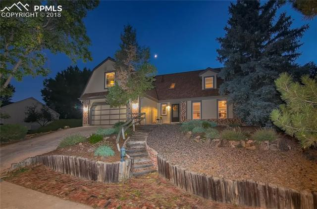 605 S Grey Eagle Circle, Colorado Springs, CO 80919 (#3538396) :: The Treasure Davis Team