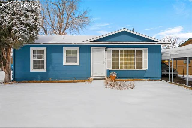1134 Montrose Avenue, Colorado Springs, CO 80905 (#3538630) :: CC Signature Group