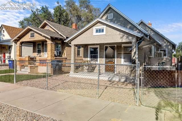 1220 Berwind Avenue, Pueblo, CO 81006 (#3539219) :: Tommy Daly Home Team