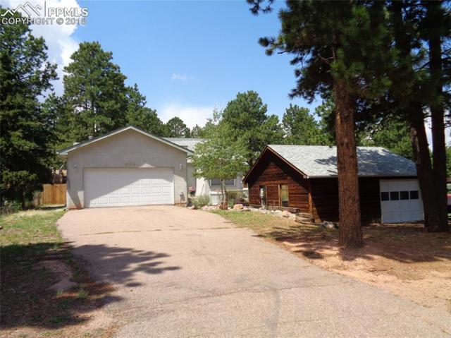 404 N West Street, Woodland Park, CO 80863 (#3540483) :: 8z Real Estate