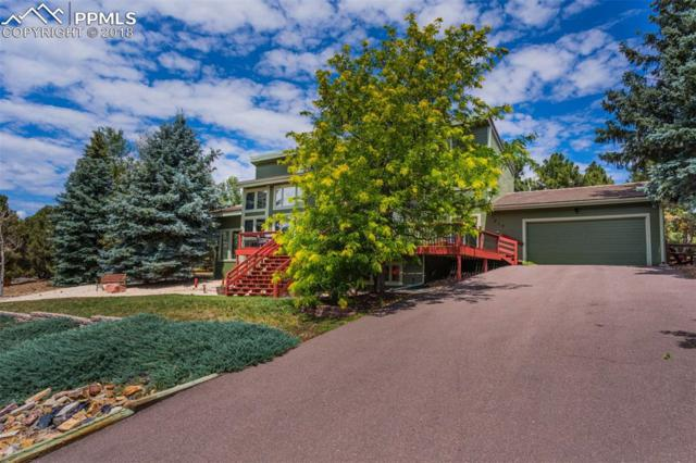 210 Desert Inn Way, Colorado Springs, CO 80921 (#3540713) :: Harling Real Estate