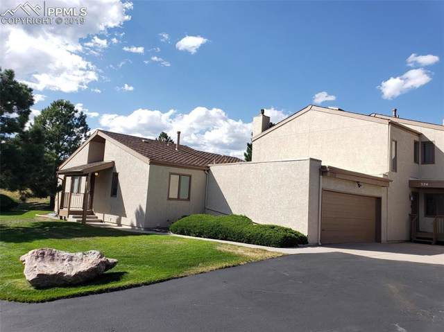 322 Mission Hill Way, Colorado Springs, CO 80921 (#3542377) :: Harling Real Estate