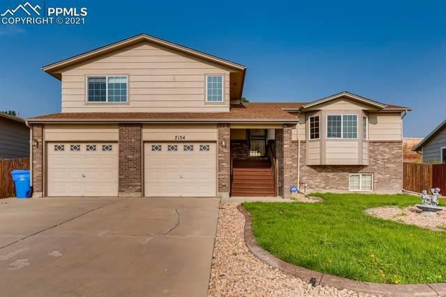 7154 Lone Eagle Lane, Colorado Springs, CO 80925 (#3543670) :: Finch & Gable Real Estate Co.