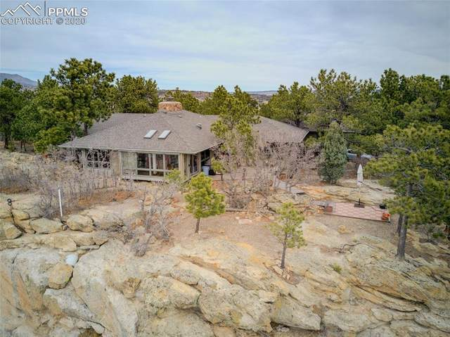 1420 Point Of The Pines Drive, Colorado Springs, CO 80919 (#3545500) :: Tommy Daly Home Team