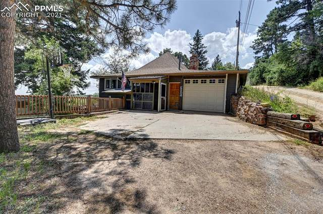 343 Verano Avenue, Palmer Lake, CO 80133 (#3545711) :: The Harling Team @ HomeSmart