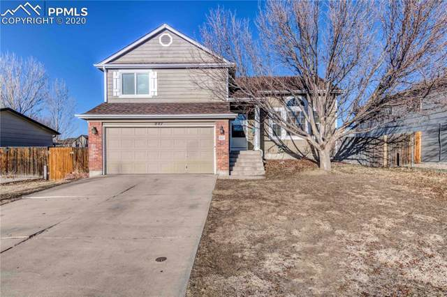 887 Daffodil Street, Fountain, CO 80817 (#3545800) :: The Kibler Group