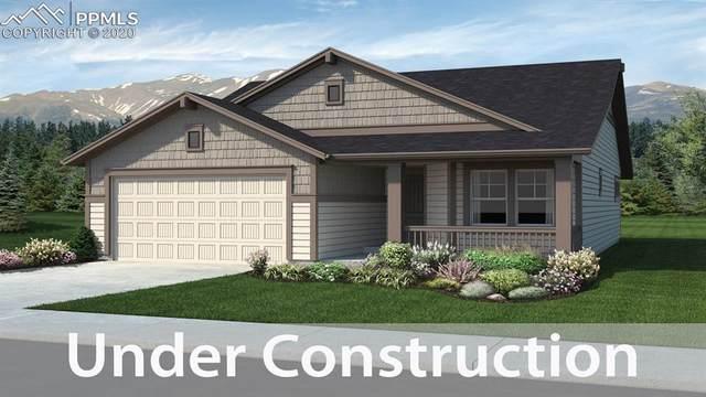 2718 Show Hunter Way, Colorado Springs, CO 80922 (#3546129) :: The Kibler Group