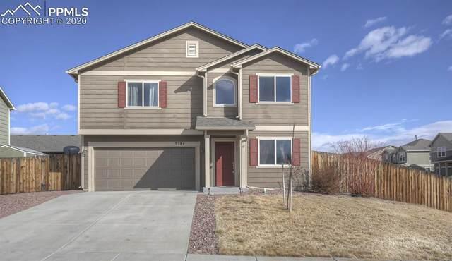 9584 Sand Myrtle Drive, Colorado Springs, CO 80925 (#3550599) :: Jason Daniels & Associates at RE/MAX Millennium