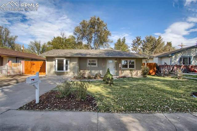 305 Rosewood Drive, Fountain, CO 80817 (#3552406) :: The Hunstiger Team