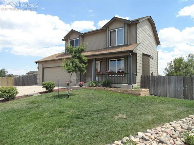 7823 Gladwater Road, Peyton, CO 80831 (#3554990) :: The Treasure Davis Team