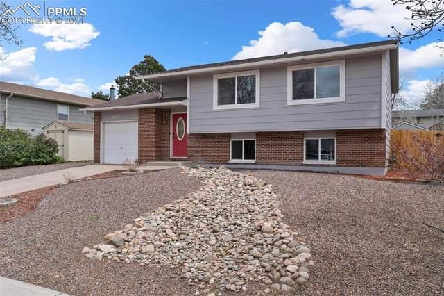 1339 Nokomis Drive, Colorado Springs, CO 80915 (#3558510) :: The Harling Team @ HomeSmart