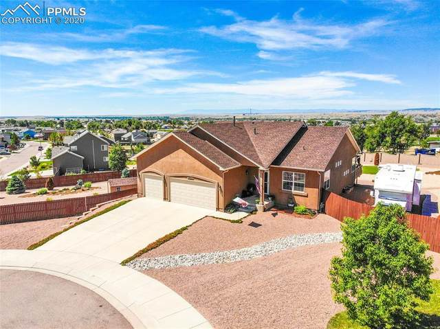 10616 Darneal Drive, Fountain, CO 80817 (#3561036) :: Action Team Realty