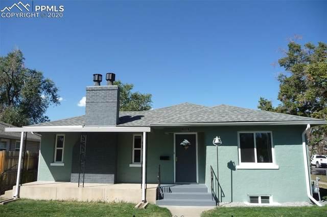 2532 N Nevada Avenue, Colorado Springs, CO 80907 (#3561672) :: The Scott Futa Home Team