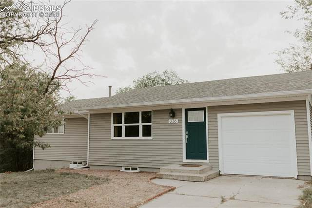 236 Everett Drive, Colorado Springs, CO 80911 (#3562417) :: The Scott Futa Home Team