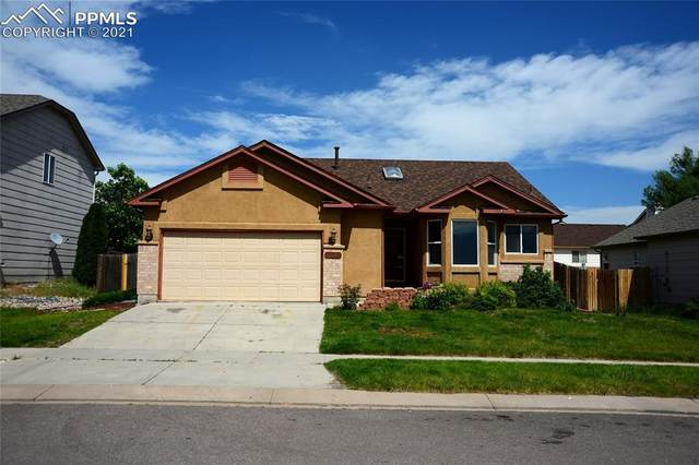 3291 Spotted Tail Drive, Colorado Springs, CO 80916 (#3562701) :: The Treasure Davis Team   eXp Realty