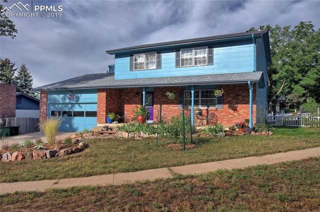 1422 Auburn Drive, Colorado Springs, CO 80909 (#3564042) :: The Kibler Group