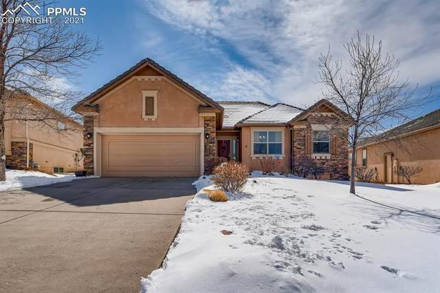 2721 Crooked Vine Court, Colorado Springs, CO 80921 (#3565334) :: The Gold Medal Team with RE/MAX Properties, Inc