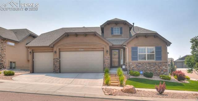 3077 Kettle Ridge Drive, Colorado Springs, CO 80908 (#3565549) :: Action Team Realty
