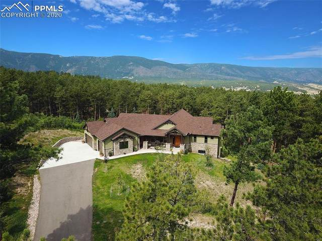 8457 Sugarloaf Road, Larkspur, CO 80118 (#3566395) :: 8z Real Estate