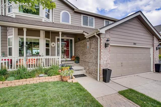 7811 Canvasback Circle, Littleton, CO 80125 (#3568929) :: Finch & Gable Real Estate Co.