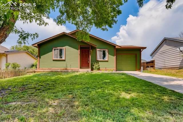 3438 Hunterwood Drive, Colorado Springs, CO 80916 (#3570800) :: The Artisan Group at Keller Williams Premier Realty