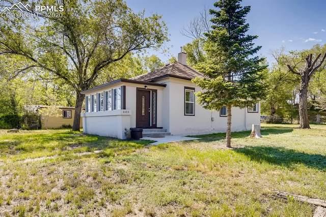 2423 Wheeler Avenue, Colorado Springs, CO 80904 (#3571314) :: The Kibler Group