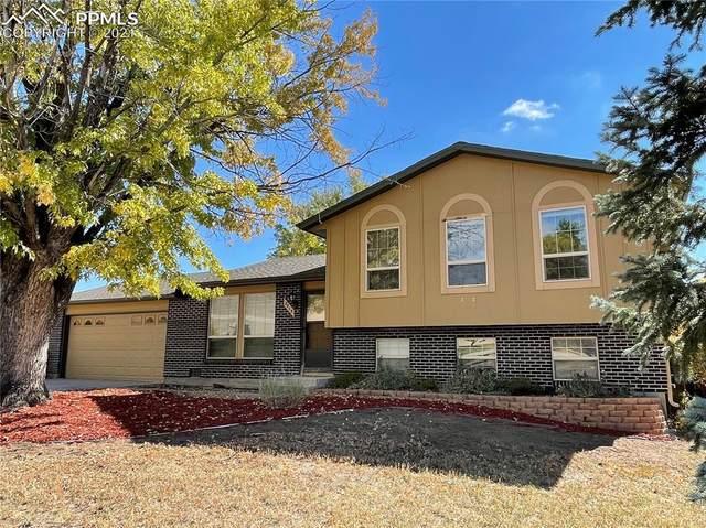 2515 Ranch Lane, Colorado Springs, CO 80918 (#3571677) :: Venterra Real Estate LLC